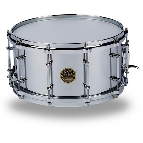 ddrum Dios Cast Steel Snare Drum 14 x 7 in. Chrome - image 1 of 1