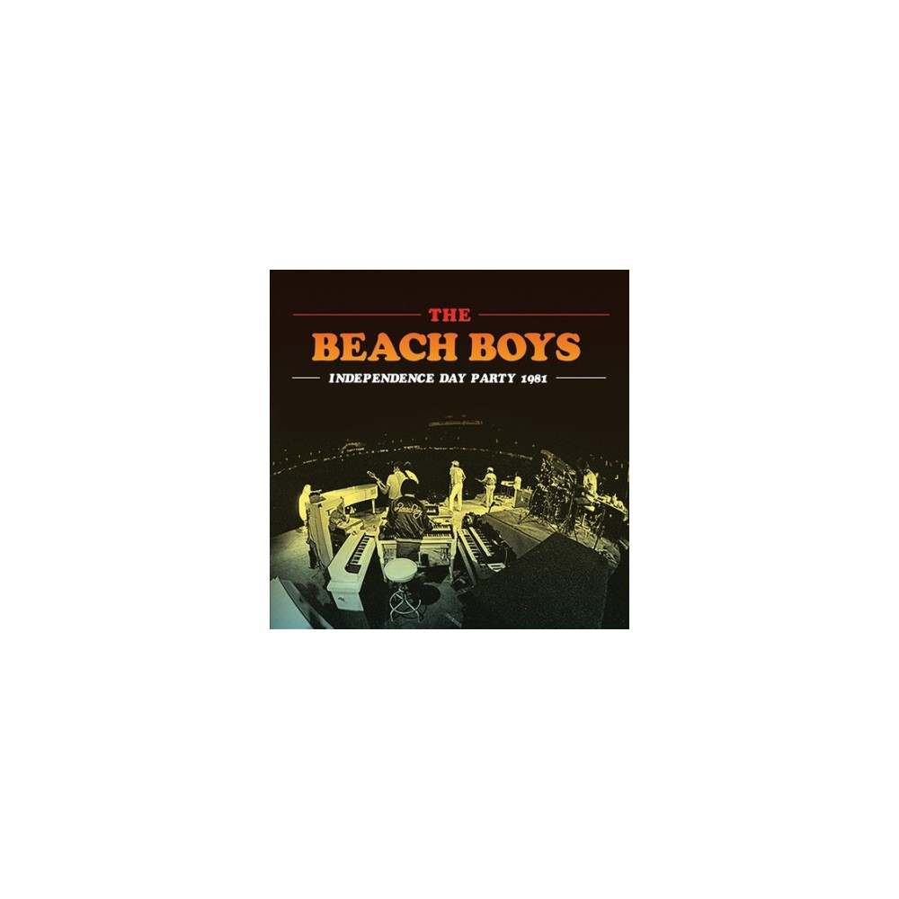 Beach Boys - Independence Day Party 1981 (Vinyl)
