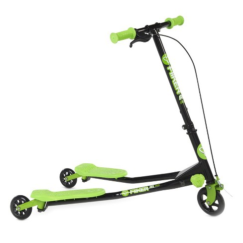 Yvolution™ Y Fliker A1 Air Kids' Scooter - Green - image 1 of 7