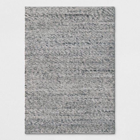 Chunky Knit Wool Woven Rug - Project 62™ - image 1 of 4