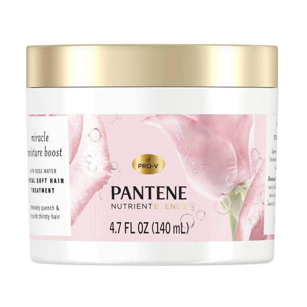 Image of Pantene Blends Rosewater Deep Moisture Mask - 4.7