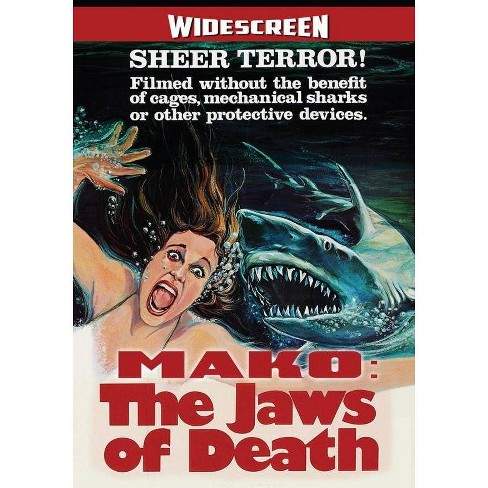 Mako: The Jaws Of Death (DVD) - image 1 of 1