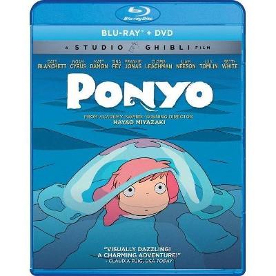 Ponyo (Blu-ray + DVD)