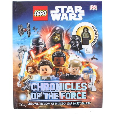 Lego LEGO Star Wars Chronicles of the Force Hardcover Book