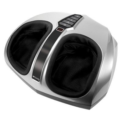 uComfy Shiatsu Deep Kneading Foot Massager with Multi-Level Settings