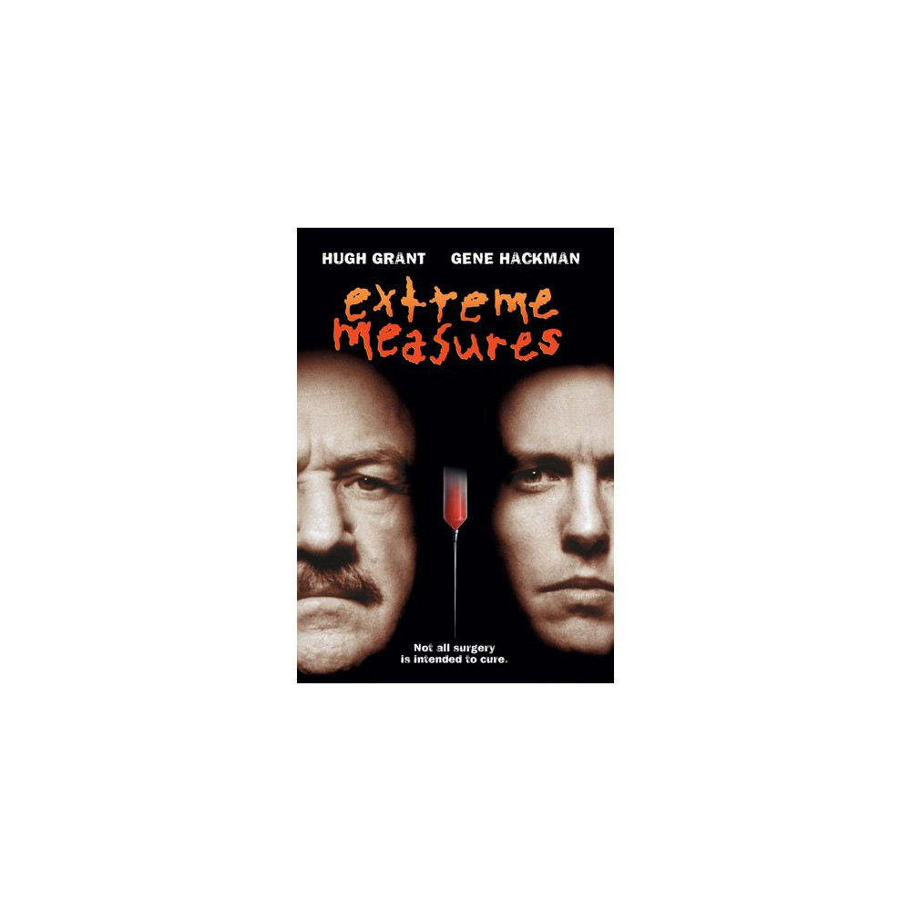 Extreme Measures (Dvd), Movies