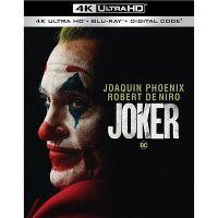 Target.com deals on Joker 4K Ultra HD + Blu-ray + Digital