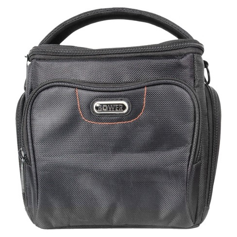 Bower Medium Adjustable Dividers Dazzle Camera Accessory Bag - Black (SCB4100) - image 1 of 2