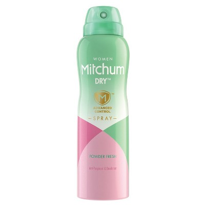 Deodorant: Mitchum Women's Dry Spray