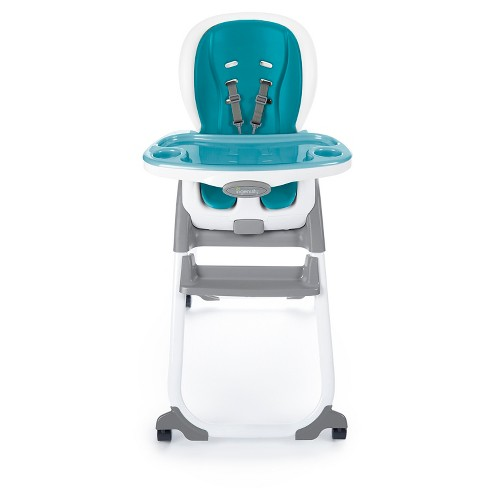 7d5420695 Ingenuity SmartClean Trio Elite 3-in-1 High Chair - Aqua : Target