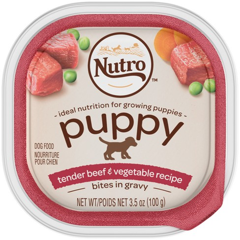 Nutro Puppy Wet Dog Food 35oz Target
