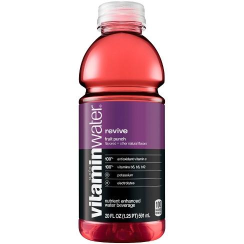 vitaminwater revive fruit punch - 20 fl oz Bottle - image 1 of 4