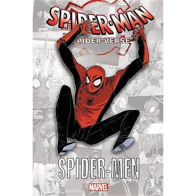 Spider-man Spider-verse - Spider-men -  Brian Michael Bendis & David Hine (Paperback)