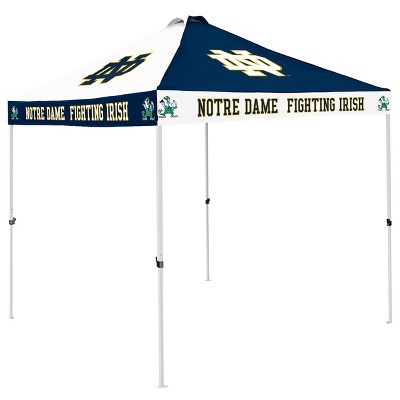 NCAA Notre Dame Fighting Irish Navy/White Canopy
