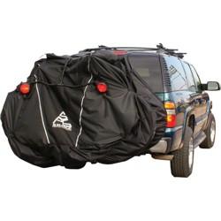 Skinz Hitch Rack Rear Transport Cover Light Kit 4-5 Bikes X-Large