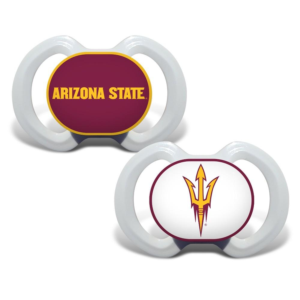 Arizona State Sun Devils 2pk Pacifier Set