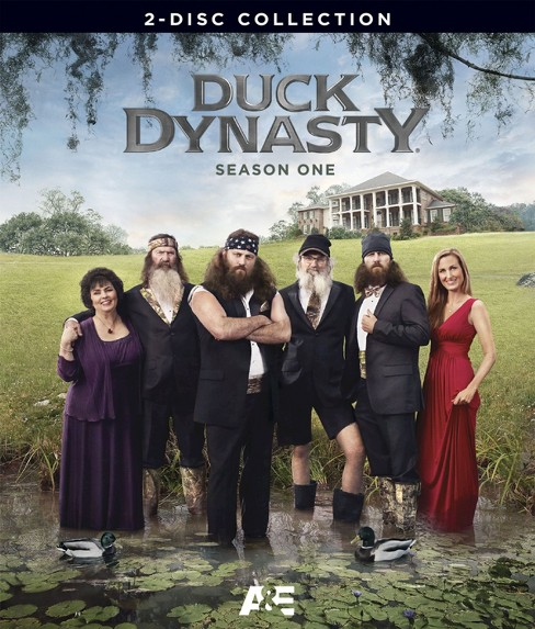 Duck dynasty:Season 1 (Blu-ray) - image 1 of 1