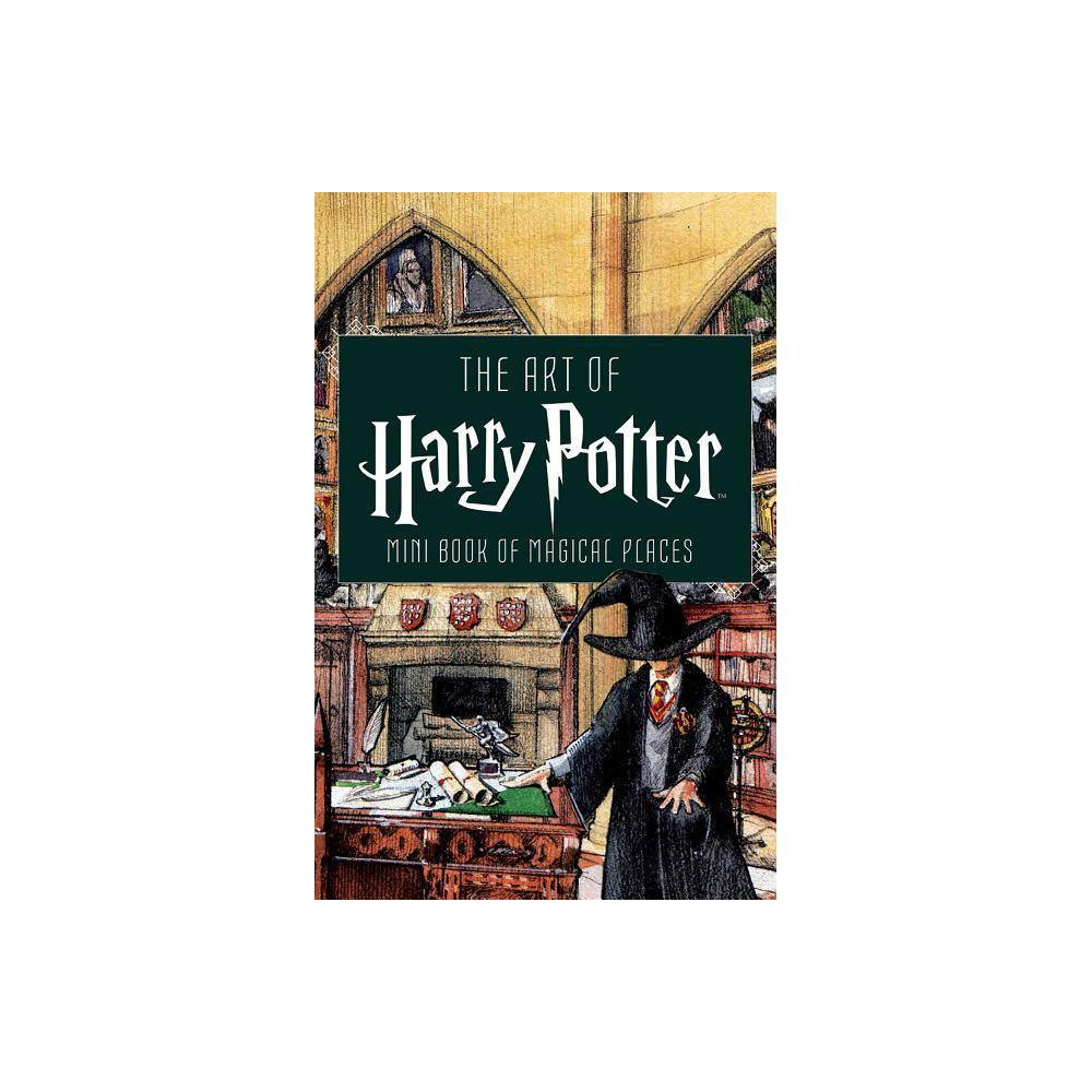 The Art Of Harry Potter Mini Book By Insight Editions Hardcover
