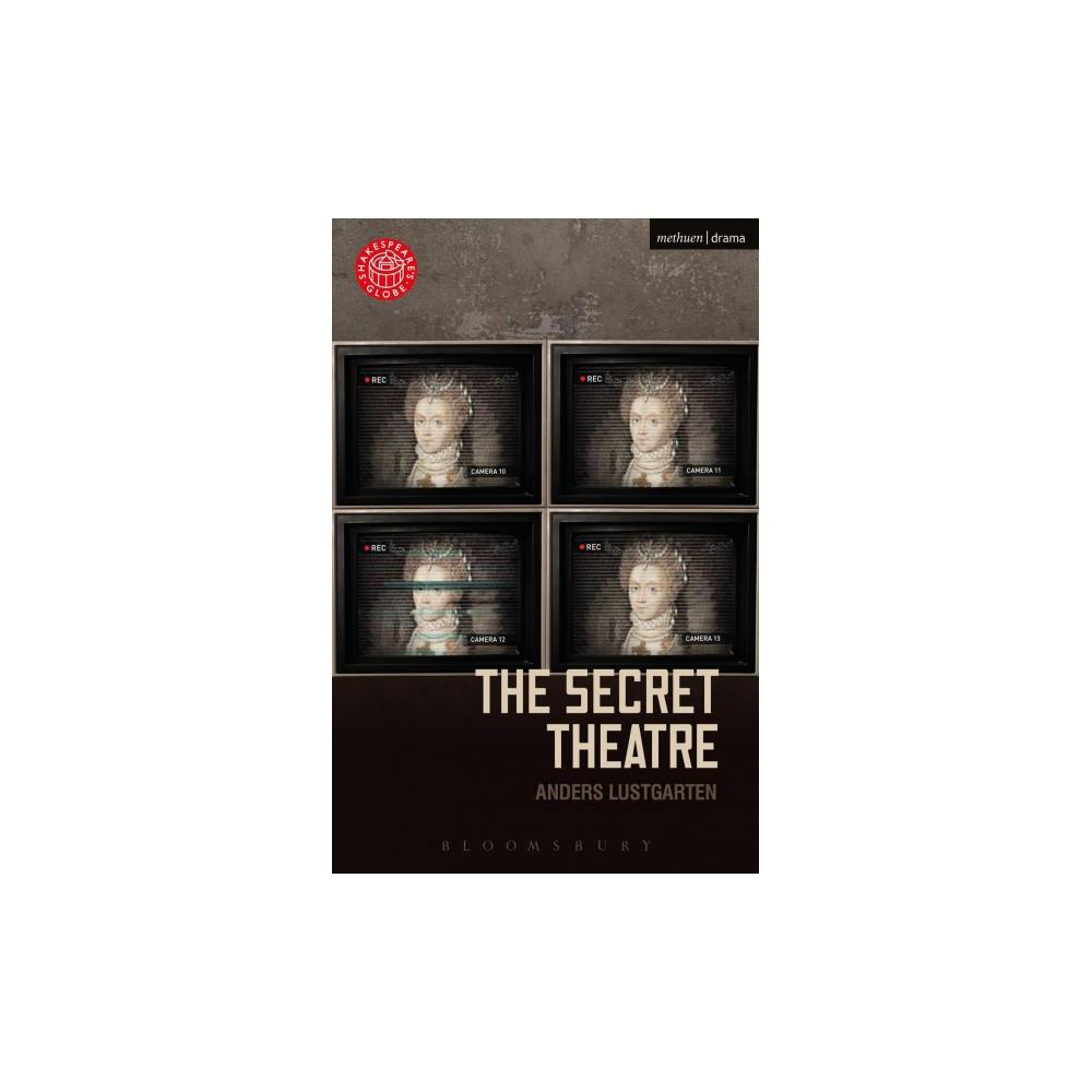 Secret Theatre - (Modern Plays) by Anders Lustgarten (Paperback)