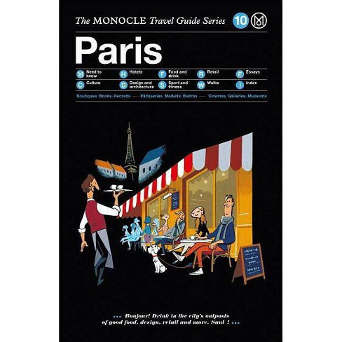 The Monocle Travel Guide to Paris - (Monocle Travel Guides) (Hardcover) - image 1 of 1