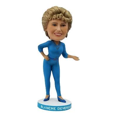 Icon Heroes The Golden Girls 8 Inch Resin Bobblehead | Blanche Devereaux