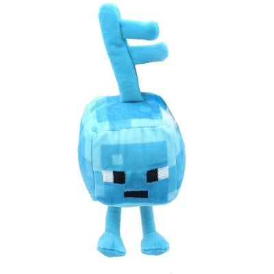 JINX Inc. Minecraft Dungeons Mini Crafter 4.5 Inch Plush | Diamond Key Golem