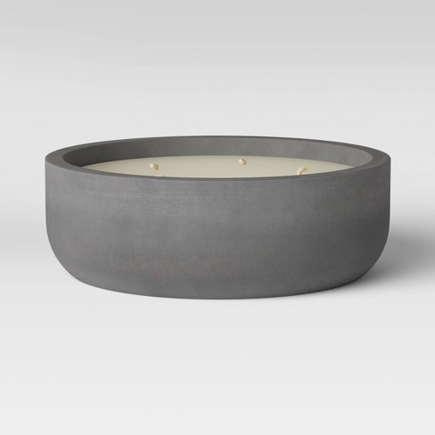 30oz 5 Wick Candle with Cement Jar - Project 62™ - image 1 of 2