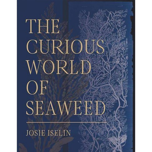 The Curious World of Seaweed - by  Josie Iselin (Hardcover) - image 1 of 1
