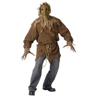 Adult  Scarecrow Halloween Costume One Size