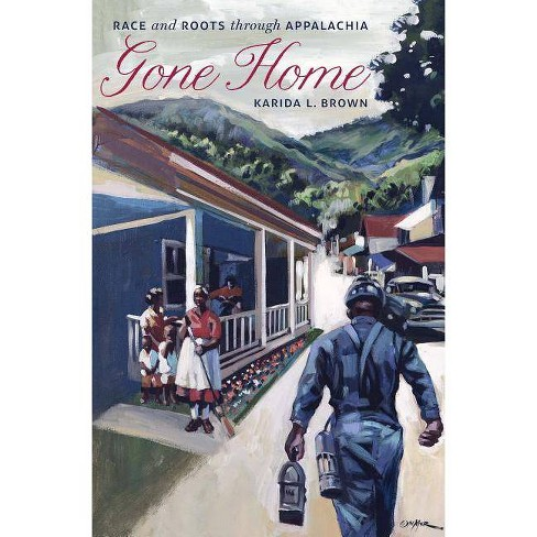 Gone Home - by  Karida L Brown (Hardcover) - image 1 of 1