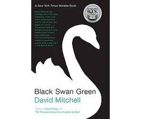 Black Swan Green (Reprint) (Paperback) (David Mitchell) - image 1 of 1