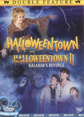 Halloweentown Double Feature (DVD)