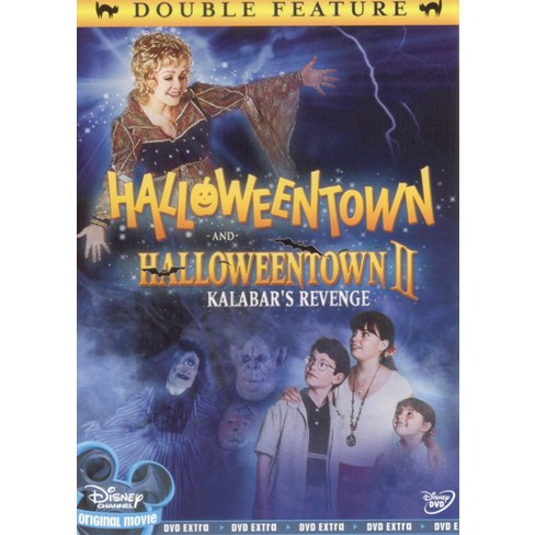 Halloweentown Double Feature (DVD) - image 1 of 1