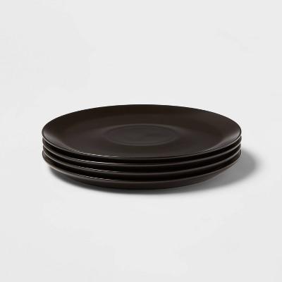 "10"" Stoneware Acton Dinner Plates - Threshold™"