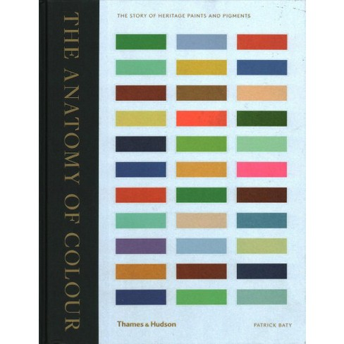 Anatomy Of Color The Story Of Heritage Paints And Pigments