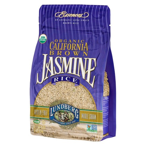 Lundberg® Essences Organic California Brown Jasmine Rice - 16oz - image 1 of 1