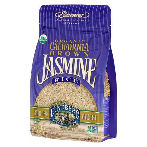 Lundberg Essences Organic California Brown Jasmine Rice - 16oz - image 1 of 4