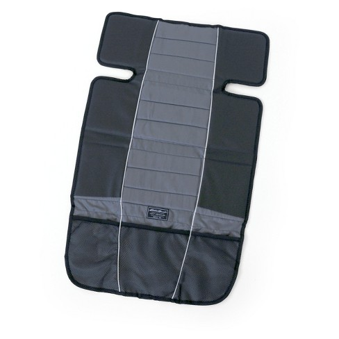 Eddie Bauer® Seat Protector - Black/Gray - image 1 of 3