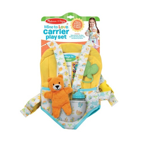 Melissa & Doug Mine to Love Carrier Play Set - image 1 of 4