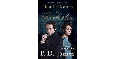 Death Comes to Pemberley (Media Tie-In) (Paperback) - image 1 of 1