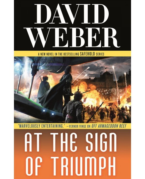 At the Sign of Triumph (Hardcover) (David Weber) - image 1 of 1