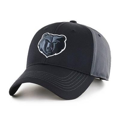 NBA Memphis Grizzlies Men's Blackball Hat