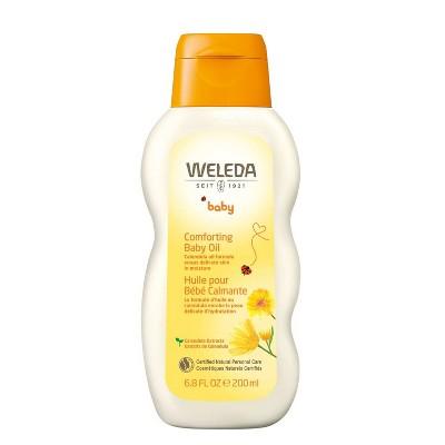 Weleda Comforting Baby Oil - 6.8 fl oz