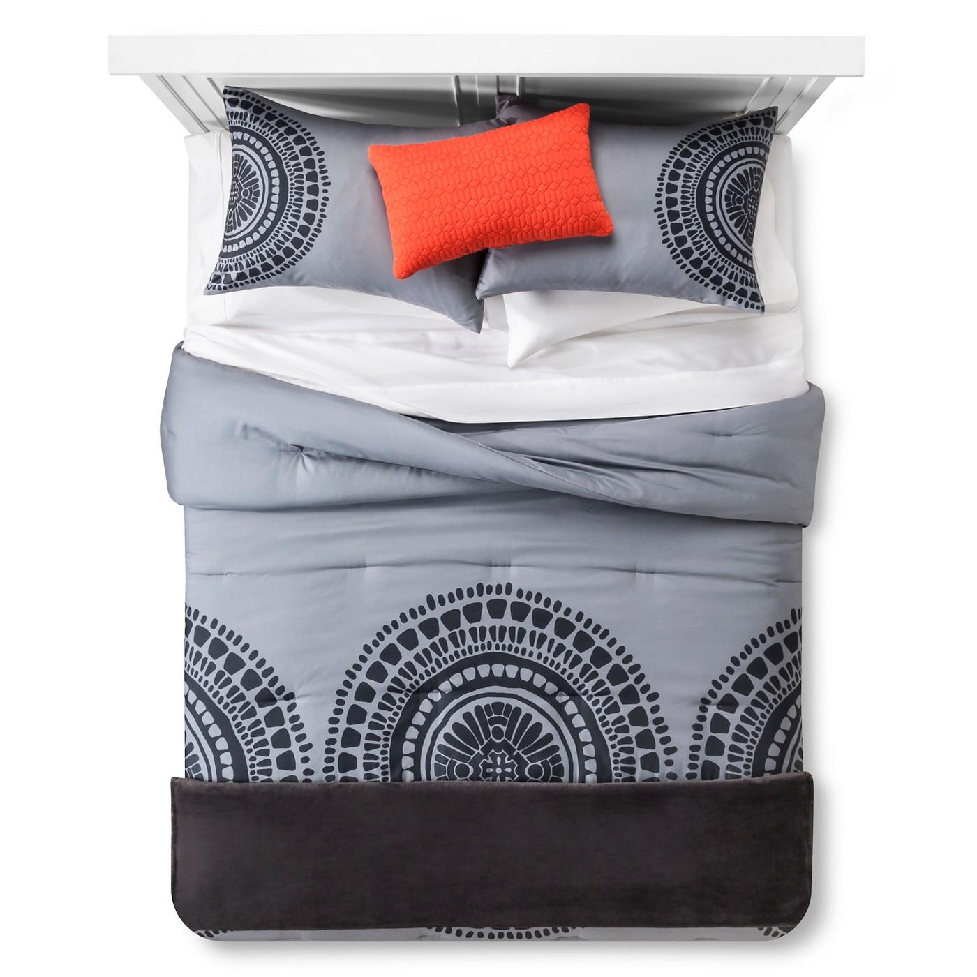 Large Medallion Comforter Set - Room Essentials™ - image 1 of 3