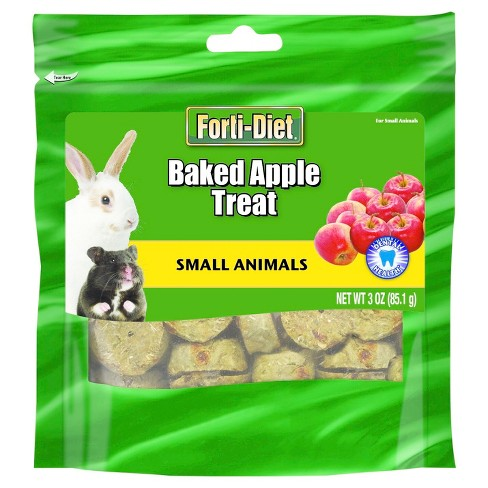 Kaytee Timothy Baked Apple Small Animal Pet Treat - 3 Oz - image 1 of 1