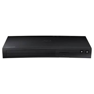 Samsung 2D Wi-Fi Blu-ray Player - Black (BD-J5700/ZA)