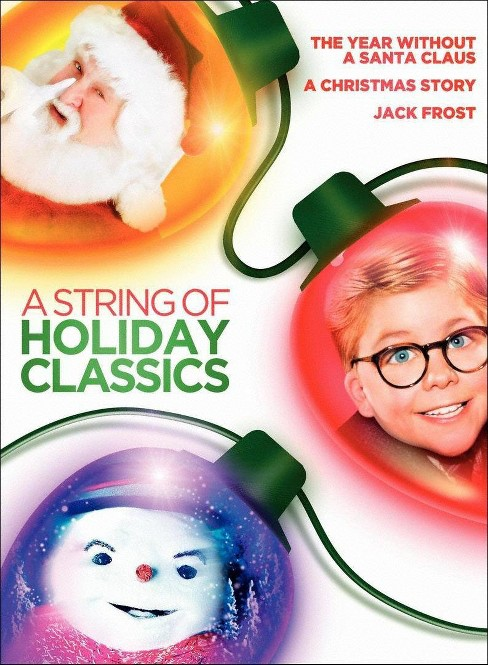 A String of Holiday Classics (3 Discs) (dvd_video) - image 1 of 1