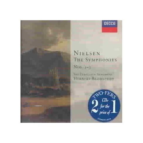 Nielsen:Syms 1-3 (CD) - image 1 of 1