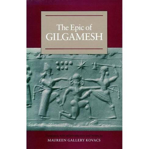 The Epic of Gilgamesh - (Paperback)