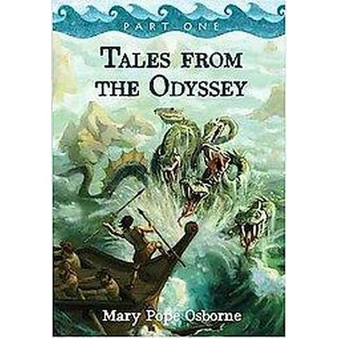 Tales From The Odyssey The One Eyed Giant The Land Of The Dead
